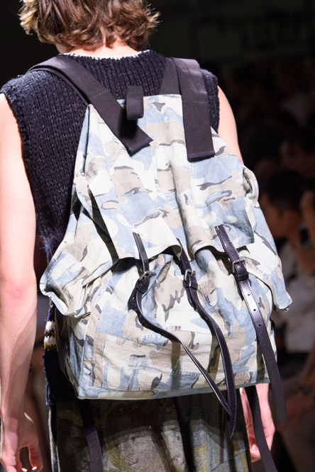 Dries Van Noten Backpack