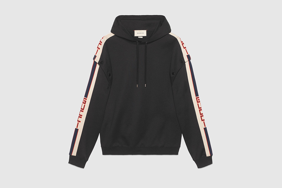 gucci ss17 hoodie