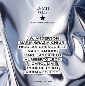 Jury LVMH Prize 2017